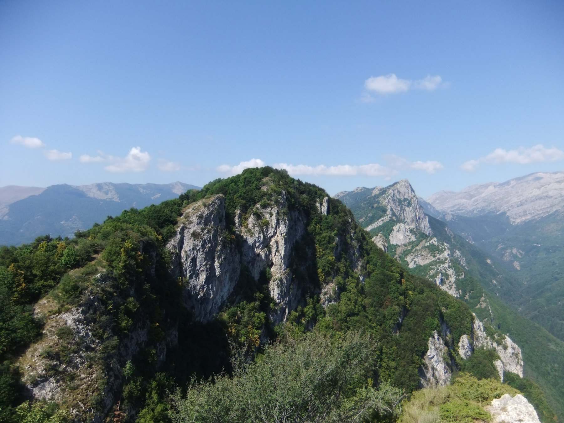 Bric Cornia da propaggini Monte dei Cancelli