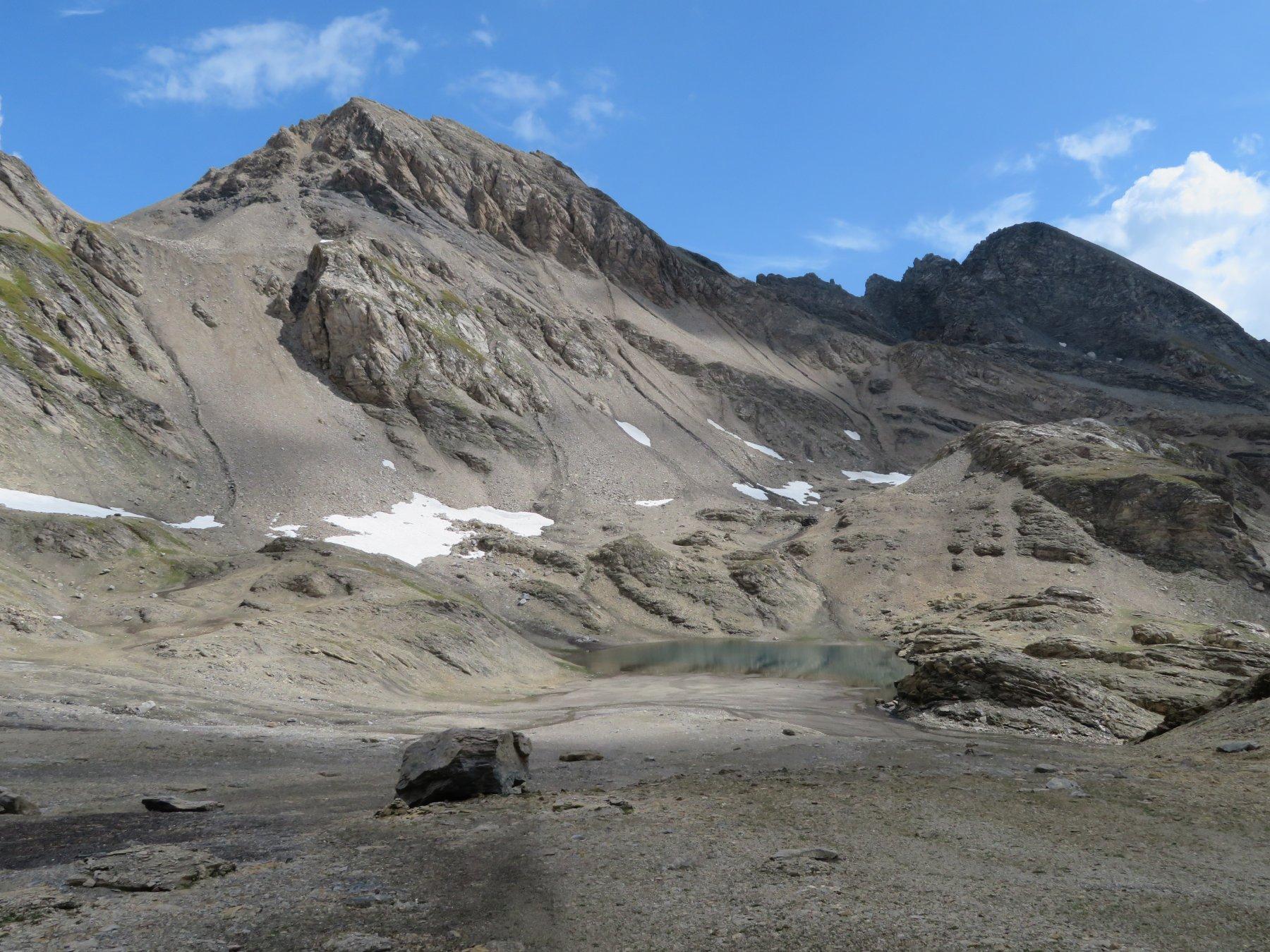Artanavaz (Aiguille d') da Planaval per l'Alpe Bonalex 2019-08-30