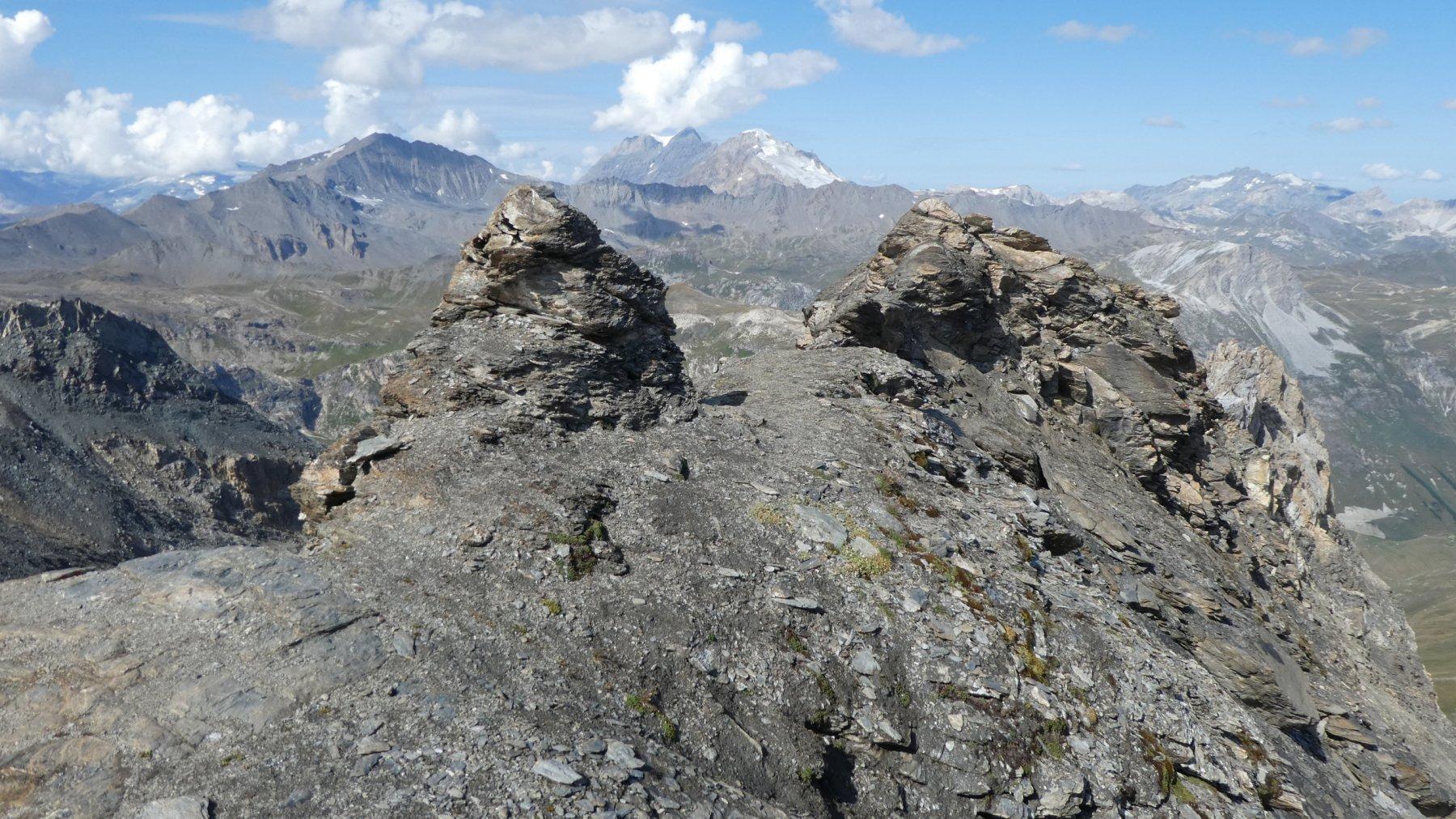 Arselle (Pointe de l') dal Pont de la Neige per il Col de Calabourdane 2019-08-31