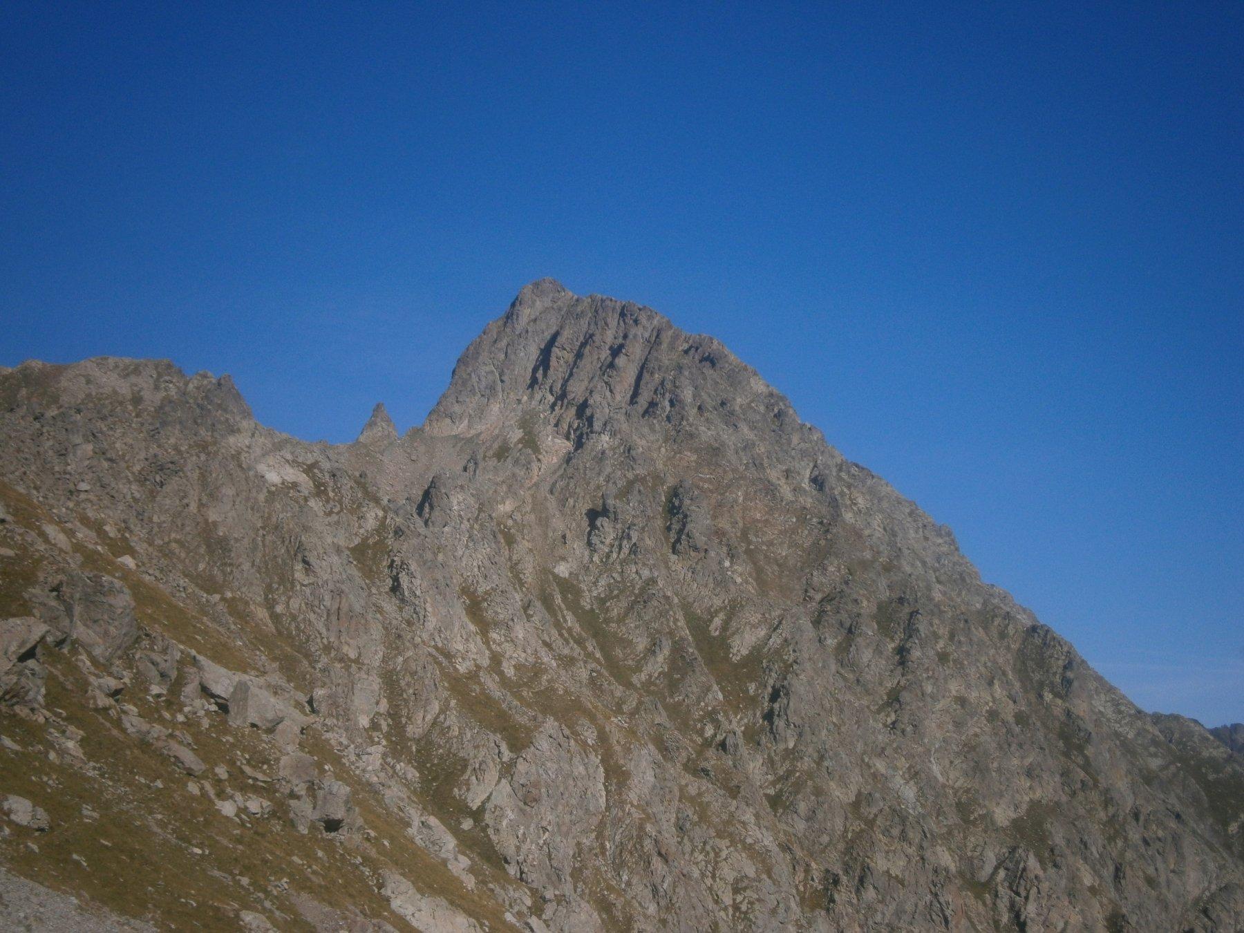 Dal colle di Finestra, la cima del Lombard, mia chimera da un (bel) po'