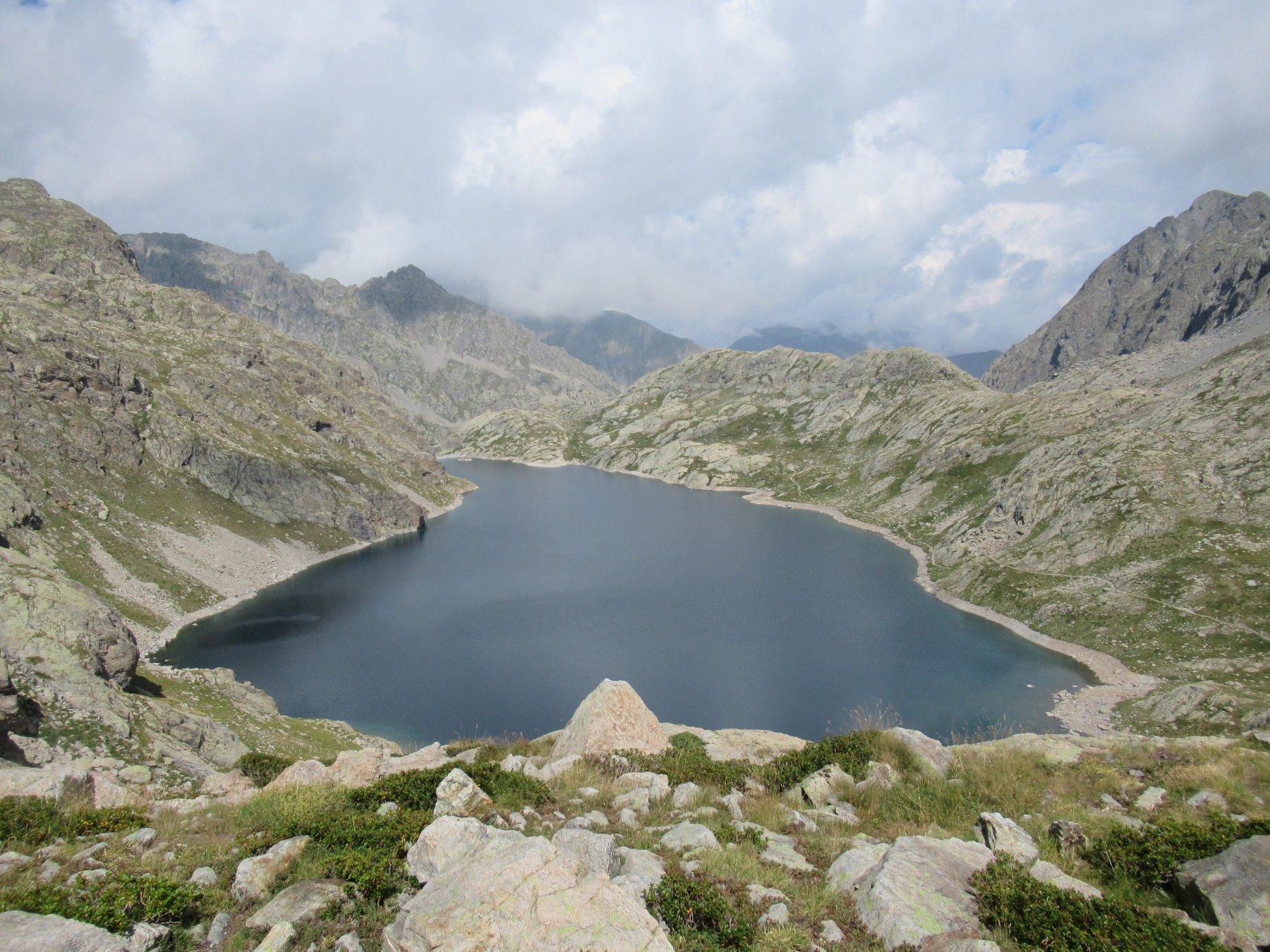 Lac du Basto.