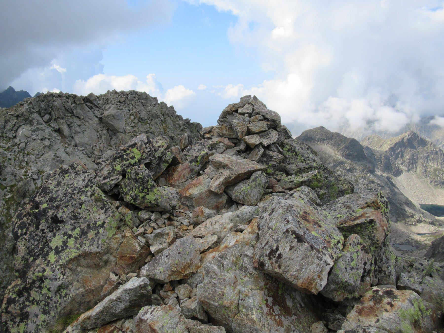 Monte Chamineyes.
