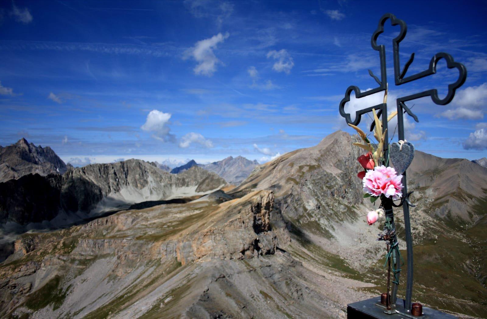 Faraut (Monte) da Sant'Anna, anello per Monte Bellino e Buc Faraut 2019-09-01
