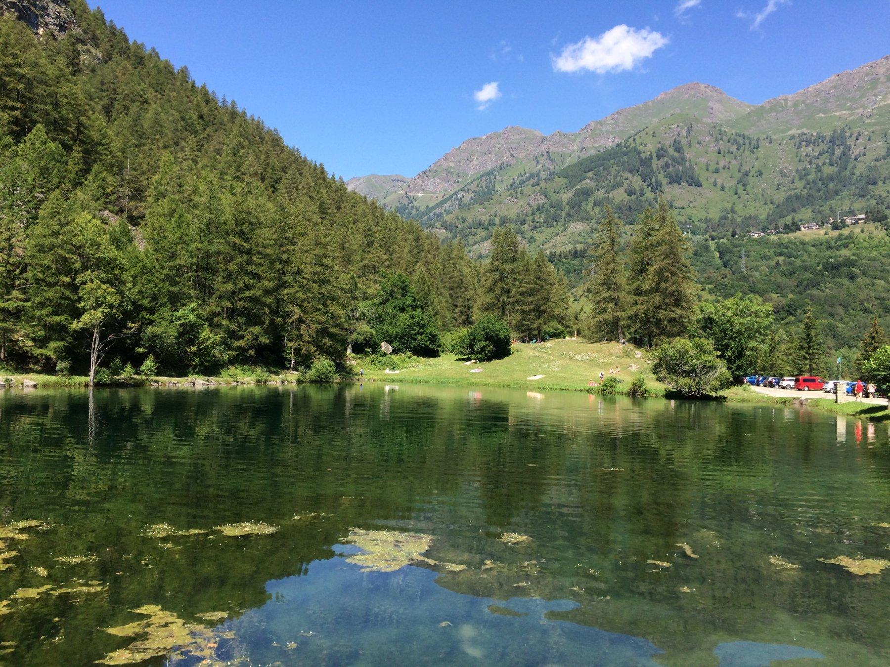 Lago Laux.
