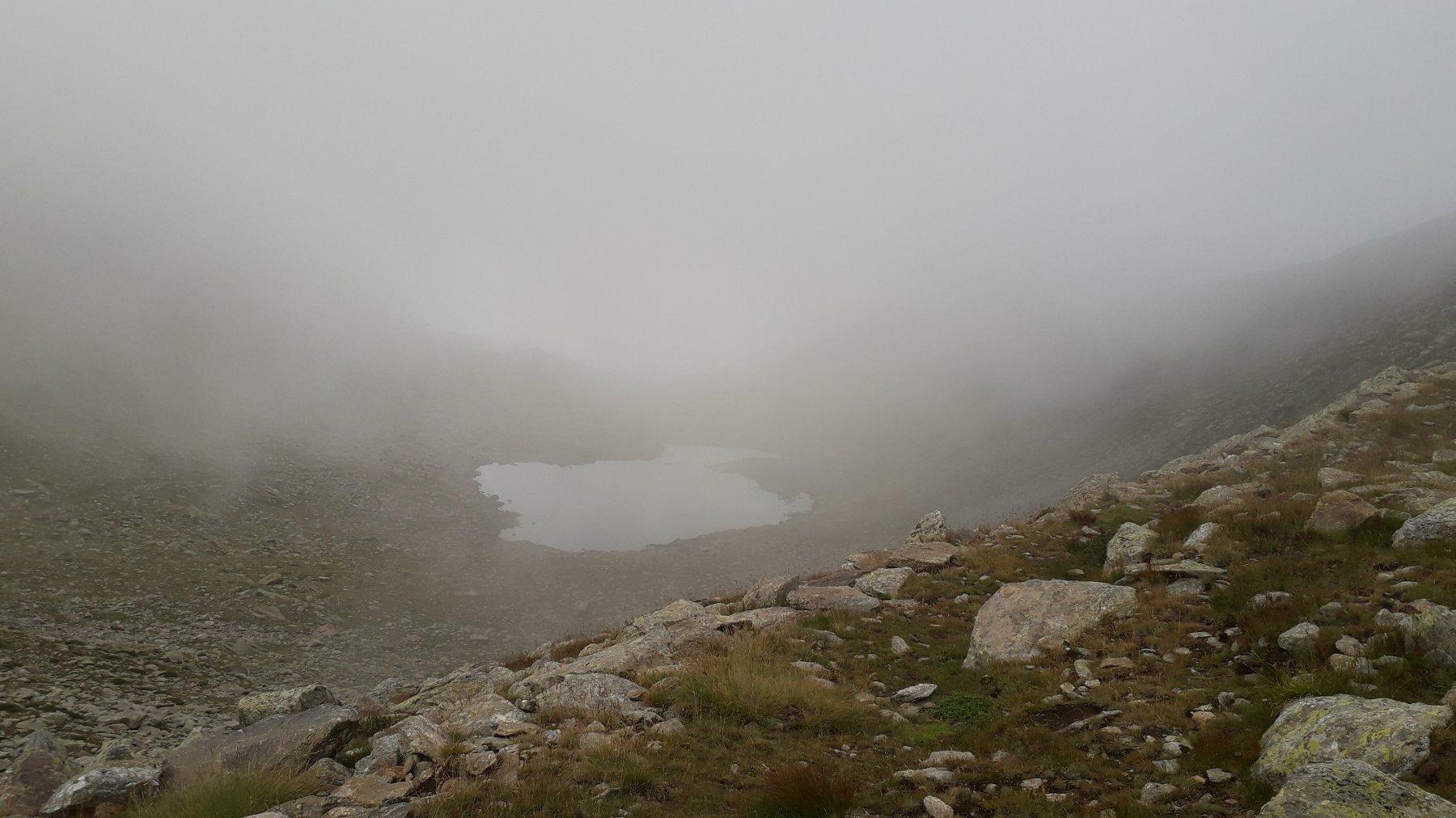 Il lago di seccia...
