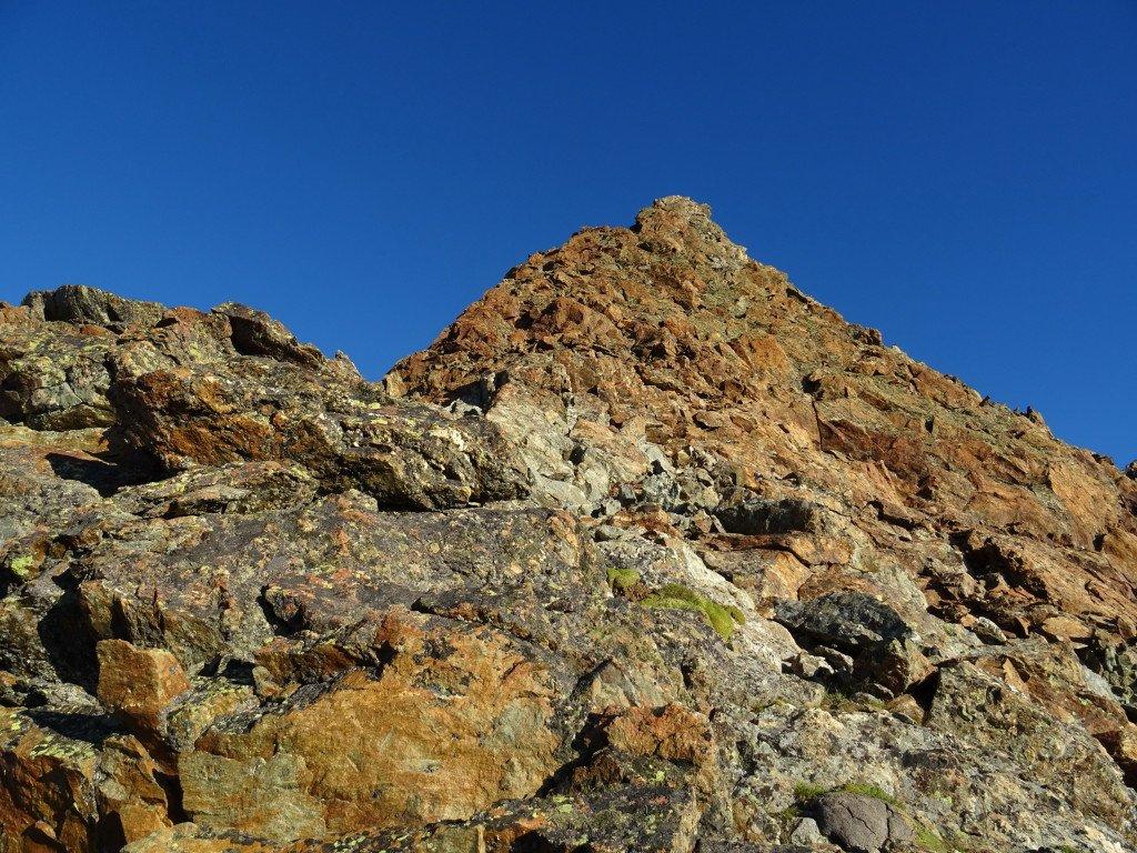 La Cresta sud est di Punta Fontanella
