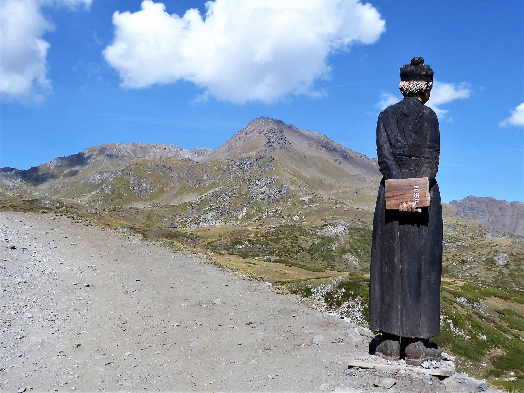 il Fallere osservato in religioso silenzio...