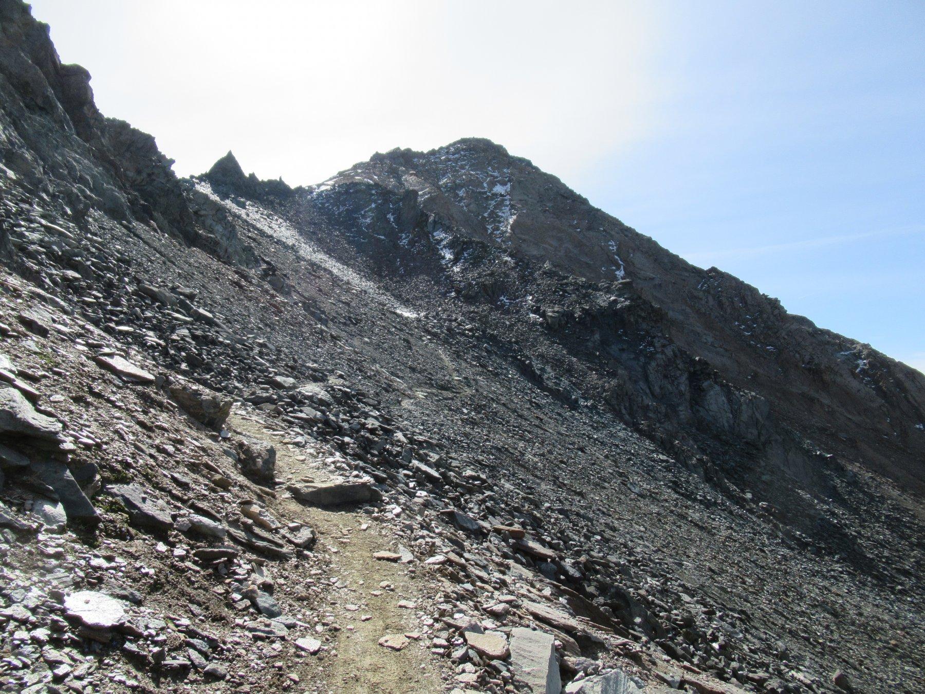 Col Loson e Punta del Tuf.