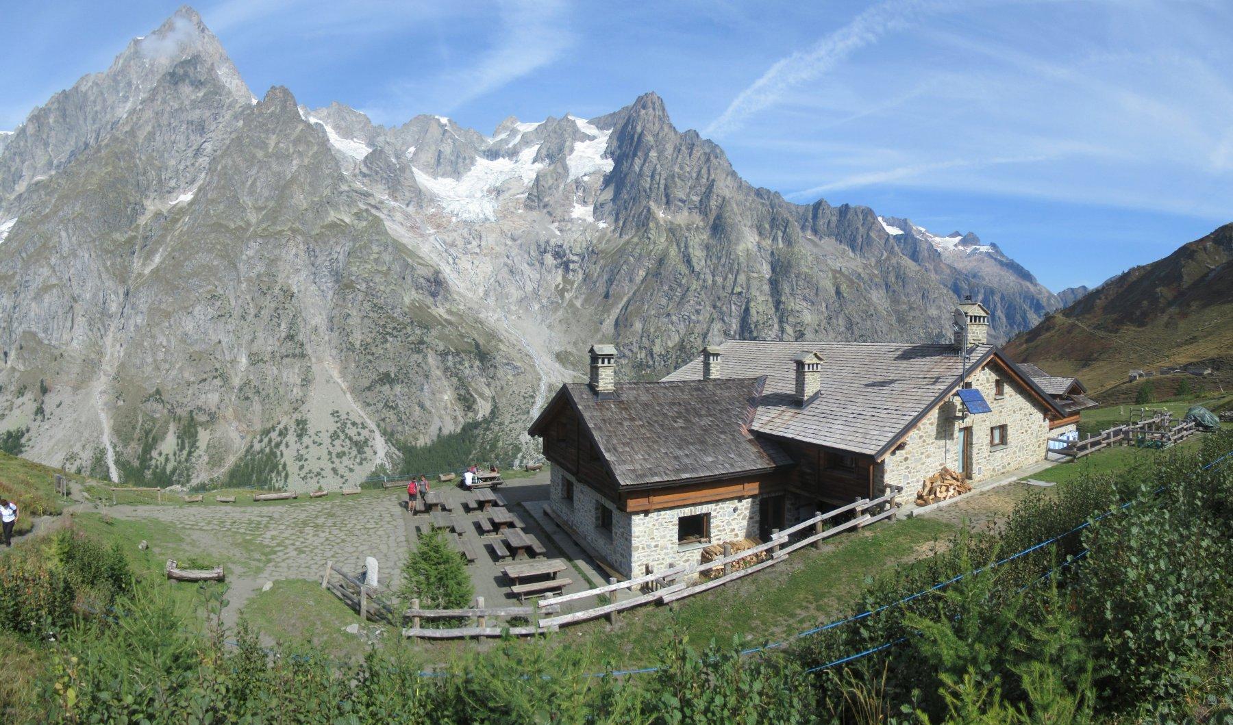 Bonatti Walter (Rifugio) da Lavachey 2019-09-15