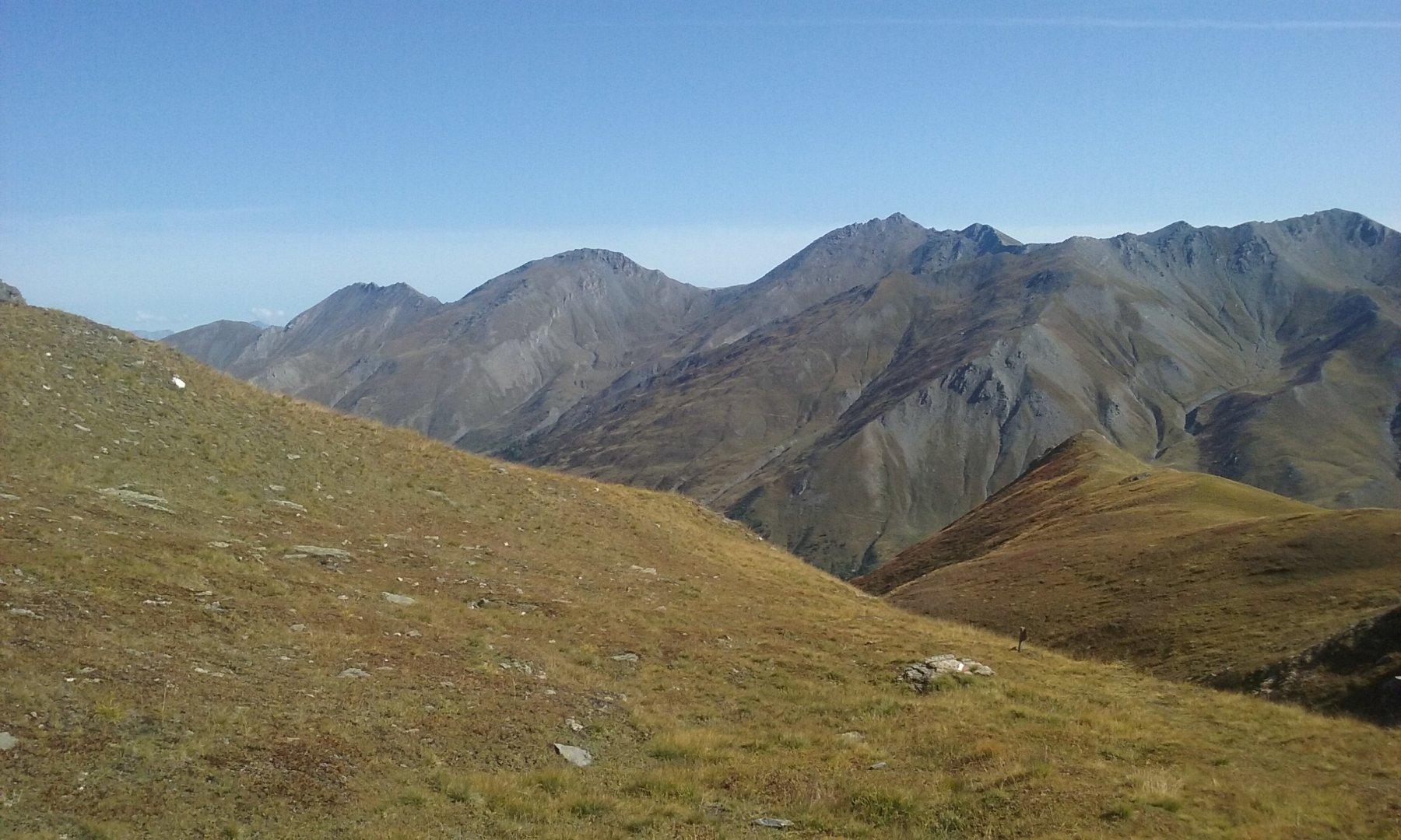 Sguardo sulla Val Troncea