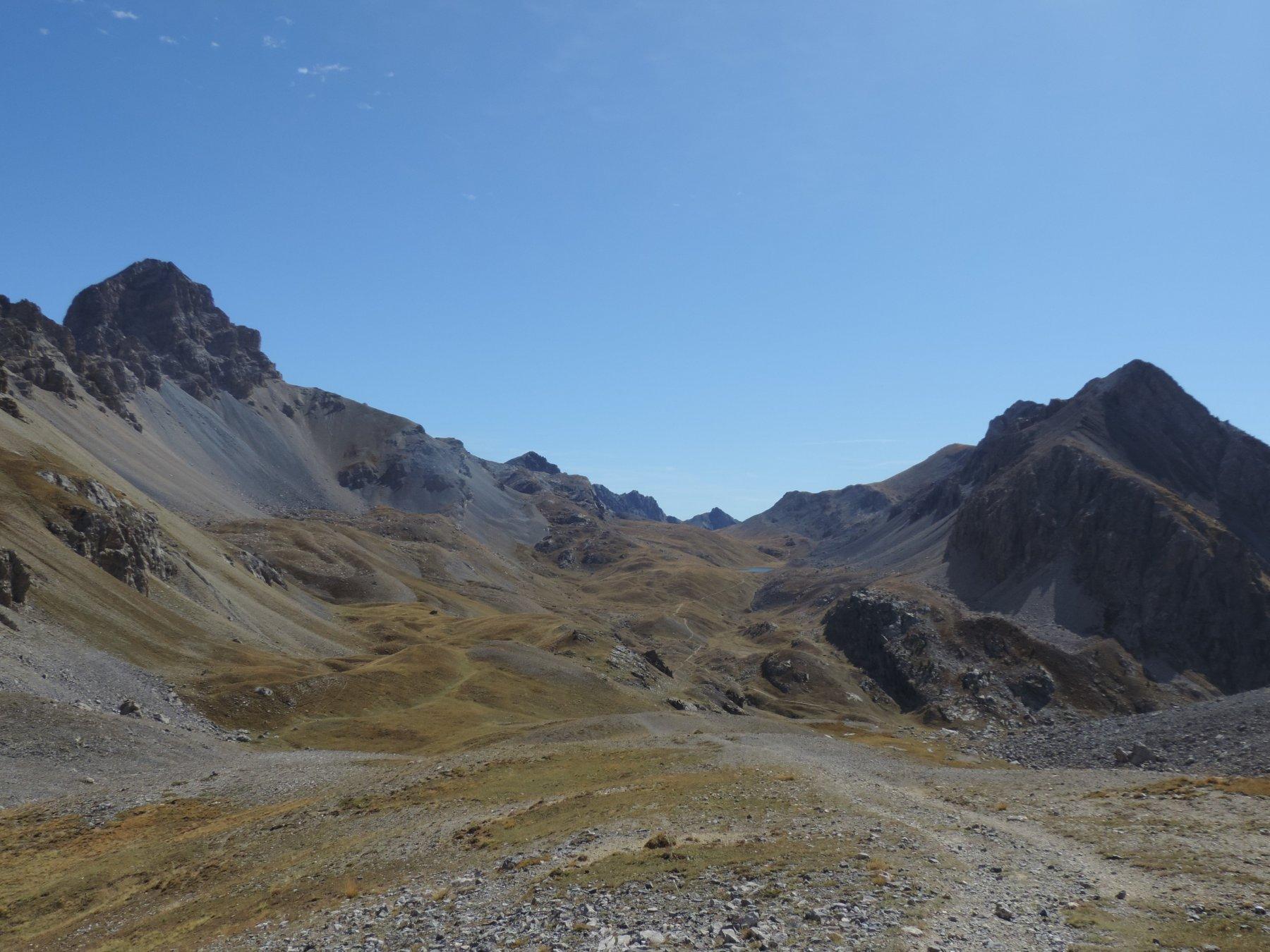 il vallone dell'oronaye