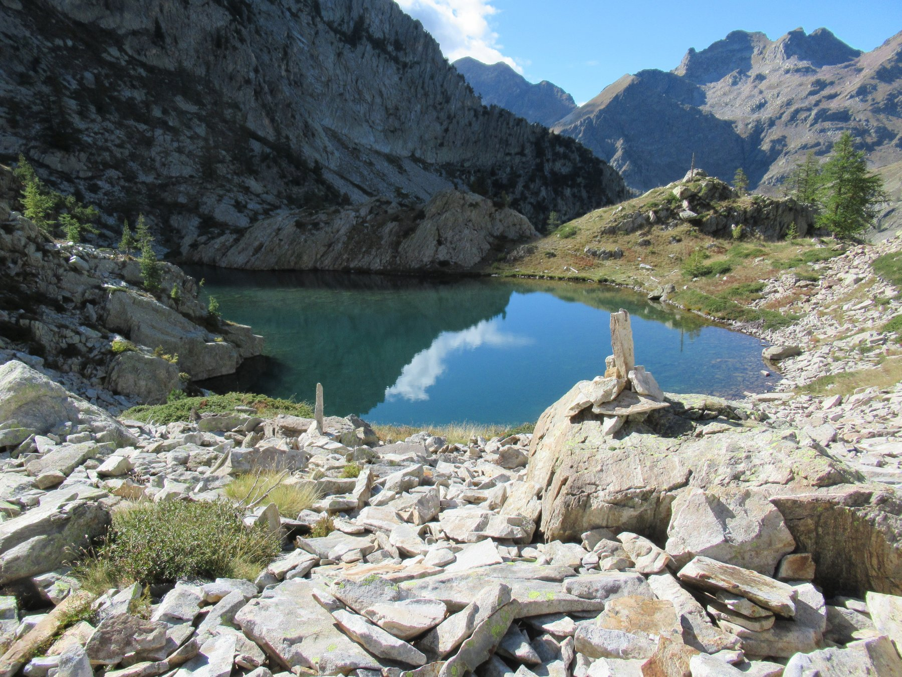 Lago di Valcuca.