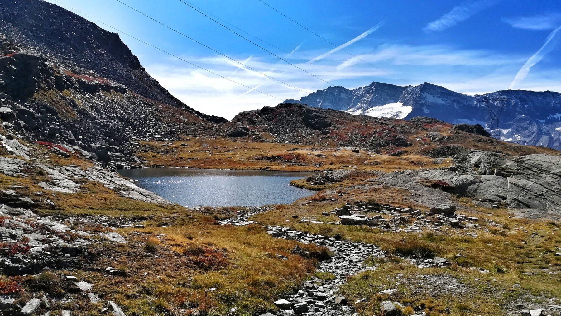 Lago Losere inferiore
