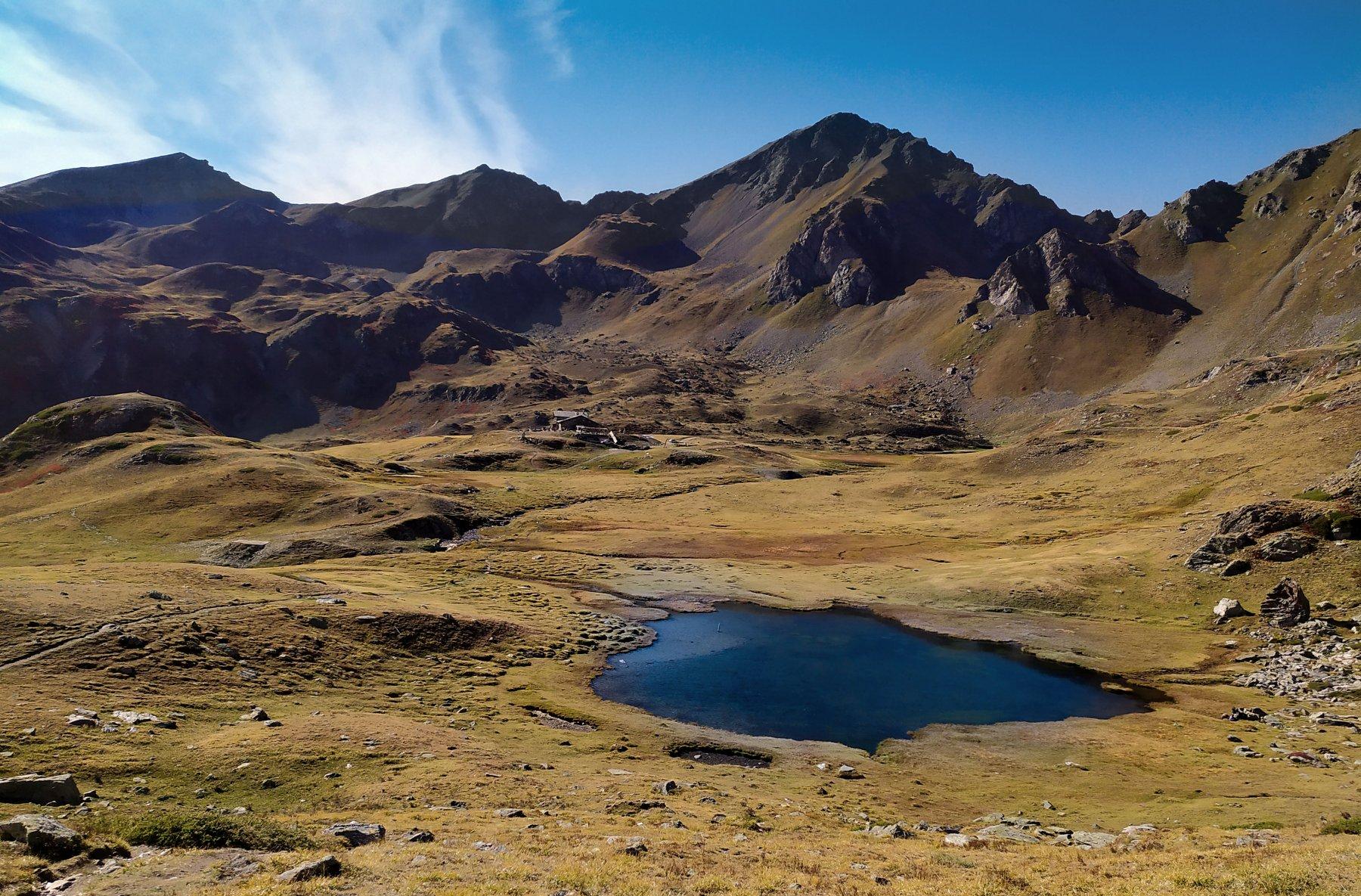 Lago delle Rane