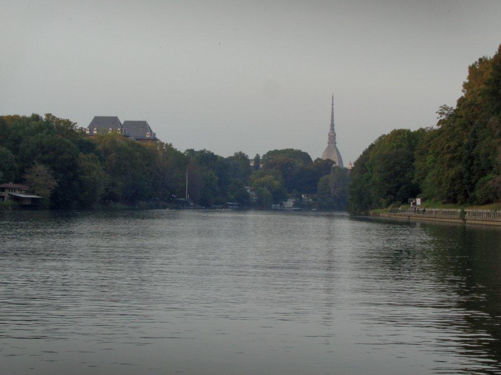 Ritorno la Mole al Ponte Isabella