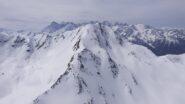 Arrête sommitale Mont Rogneux