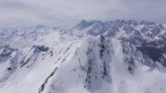 Sommet Mont Rogneux/ Massif du Mont Blanc/ Massif du Trient