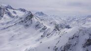 Glacier de Boveire/ Grand Laget/ Mont Vélan/ Mont Rogneux