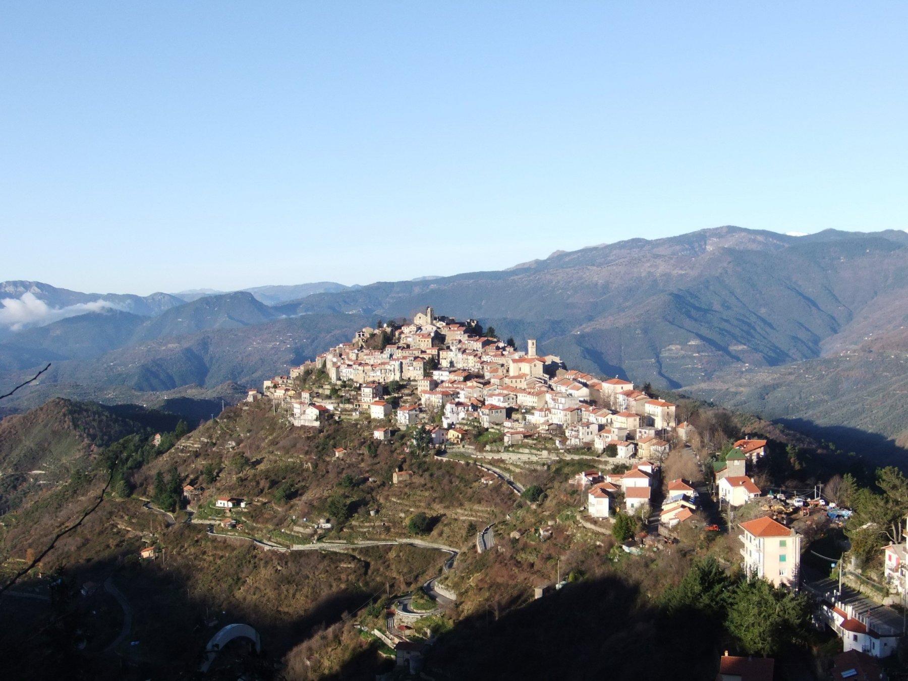 Ceppo (Monte) da Baiardo 2019-12-28