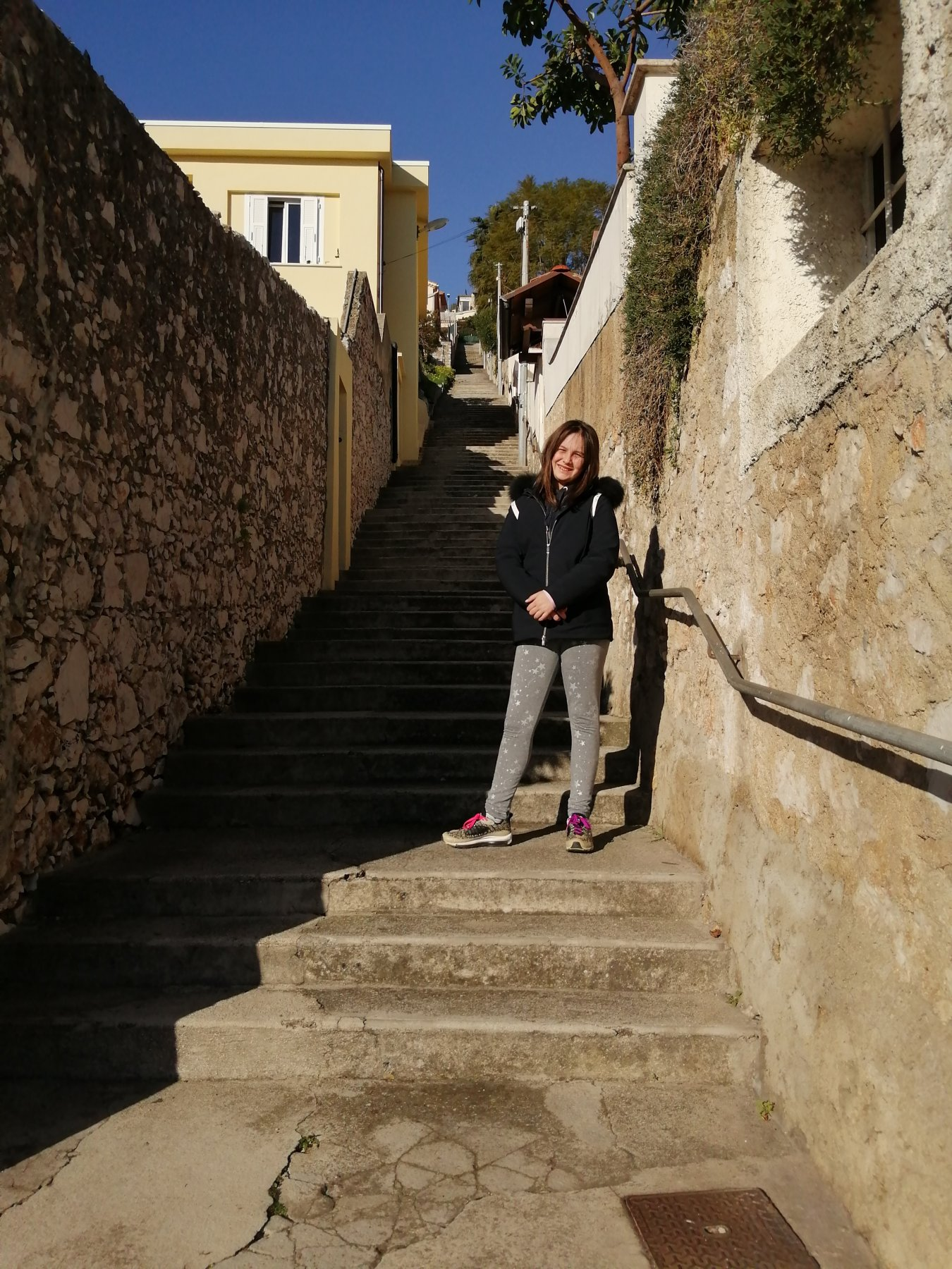 Alban (Mont) e Mont Boron da Villefranche sur Mer 2019-12-30