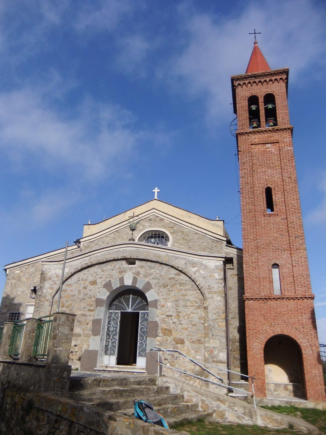 Madonna della Guardia sul Monte Tirasso