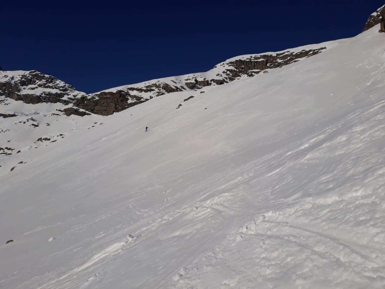 Barrouard (Monte) Canale Ovest 2020-01-02
