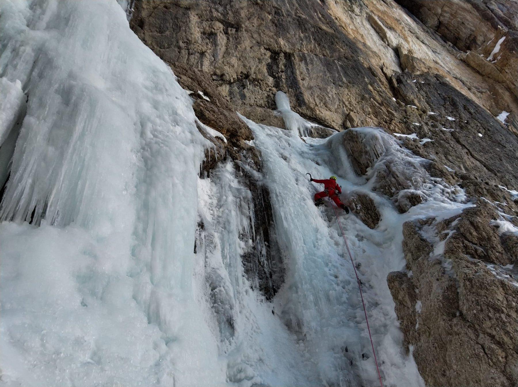 Colfosco Exner (Cascata) 2020-01-05