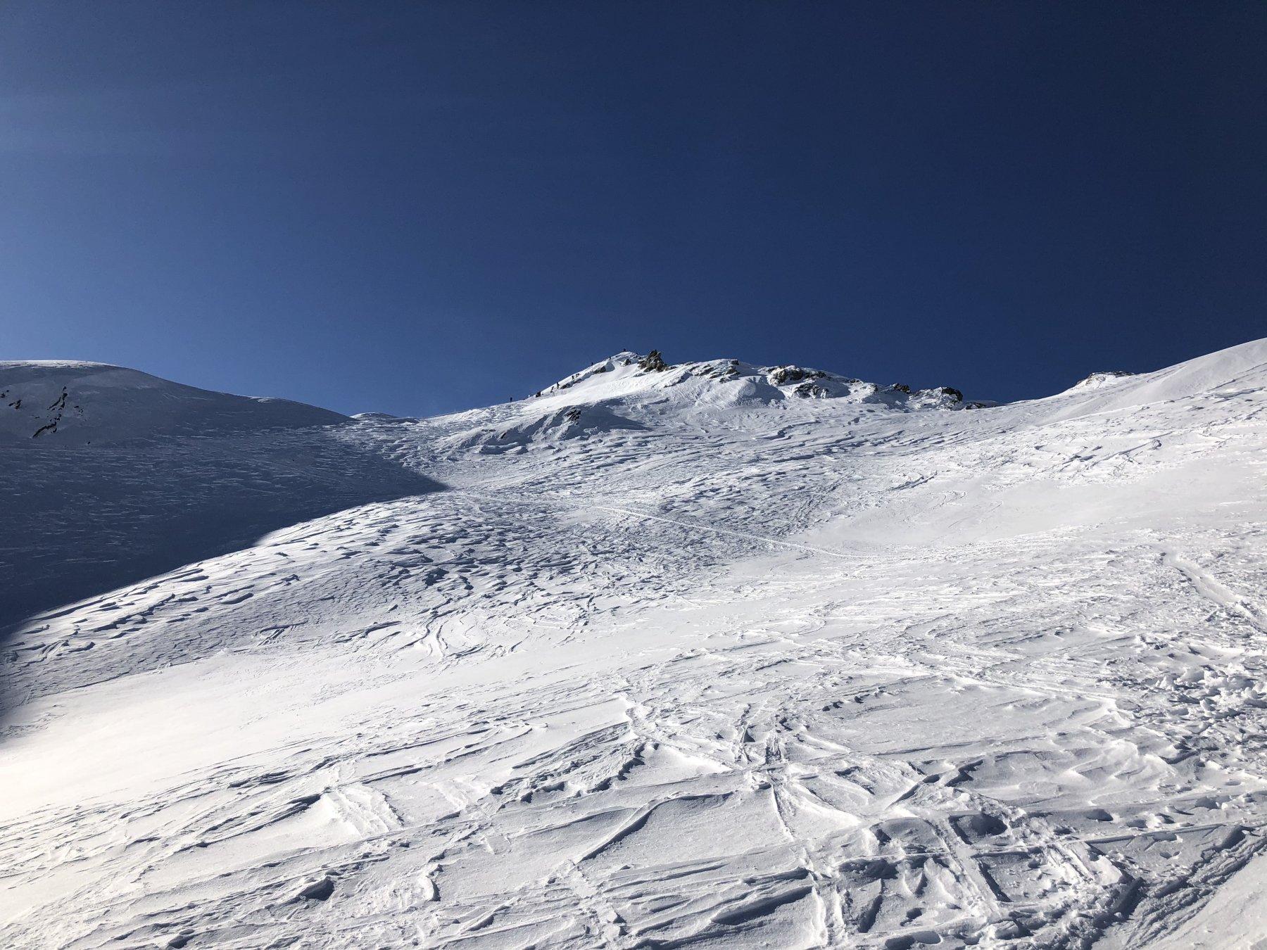 Fourchon (Mont) da Saint Rhemy 2020-01-05