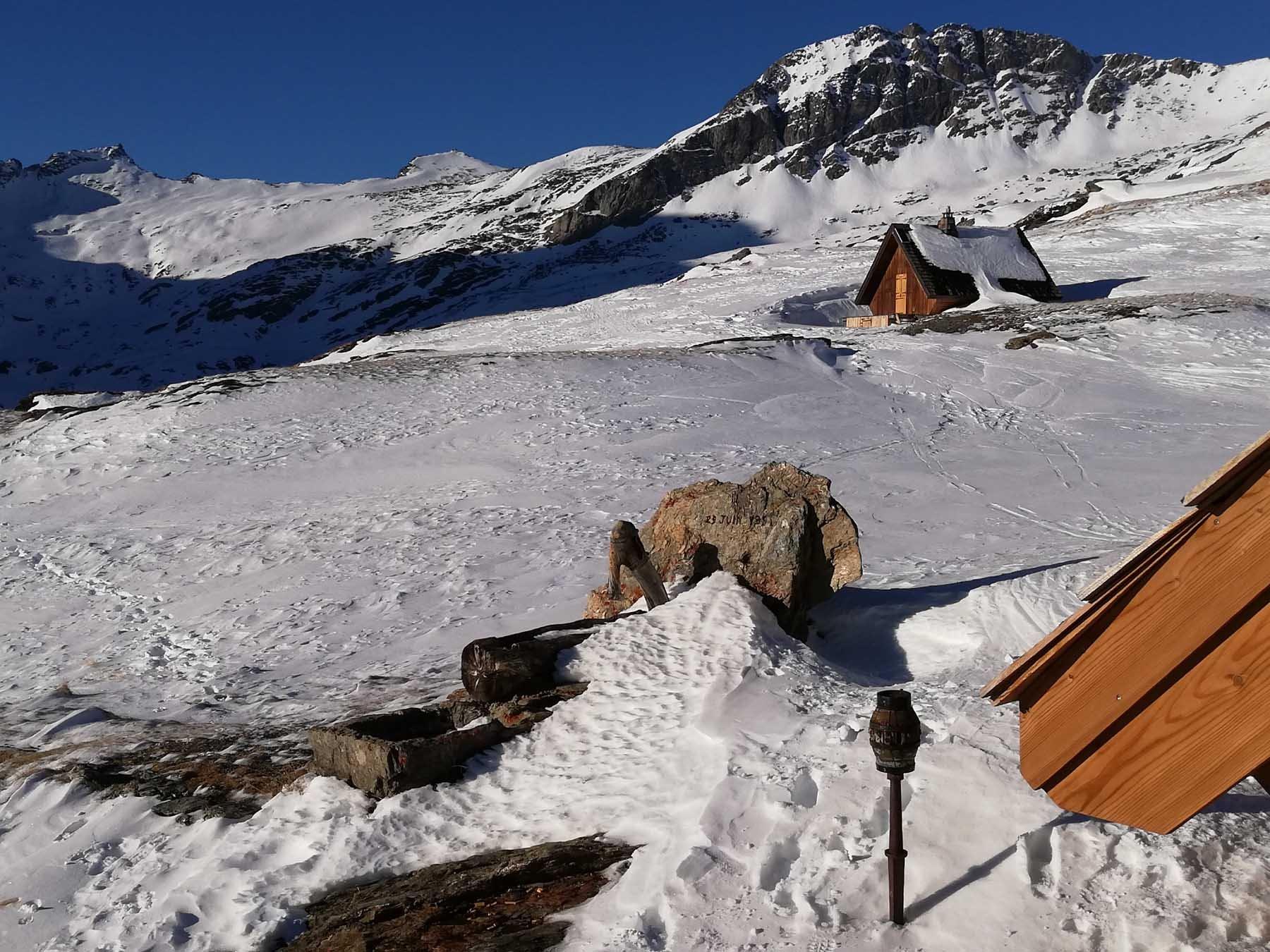 Vista al Col Rosoire