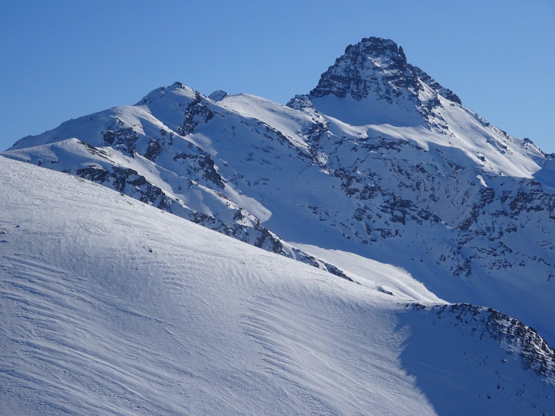 Pic de Rochebrune dal Lasseron