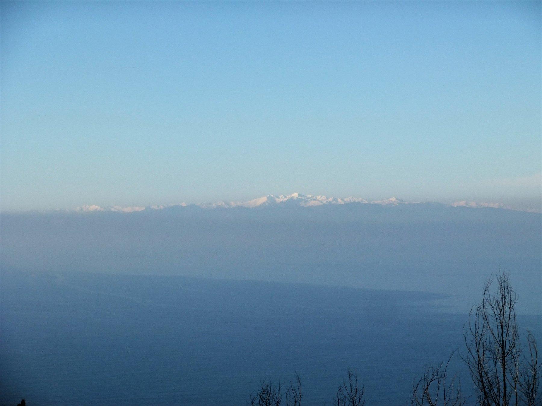 Alpi Liguri da Portofino vetta