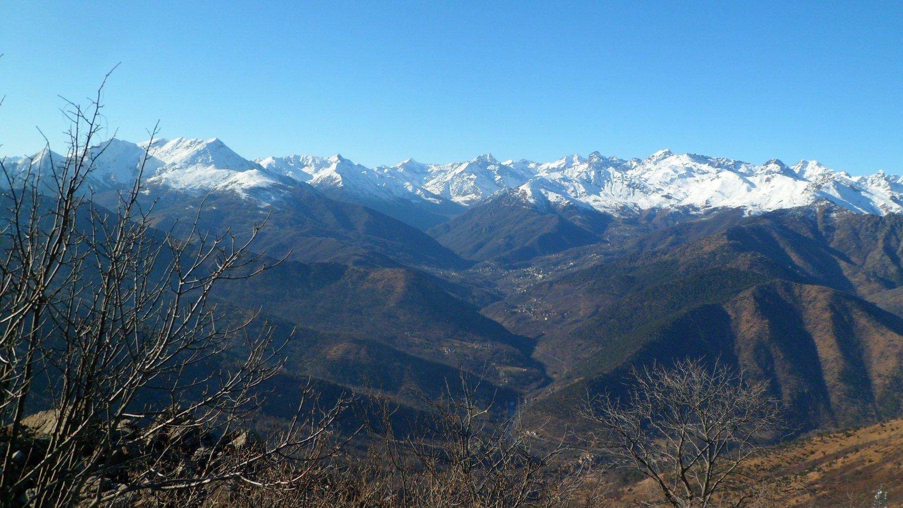 Panorama dal Turu
