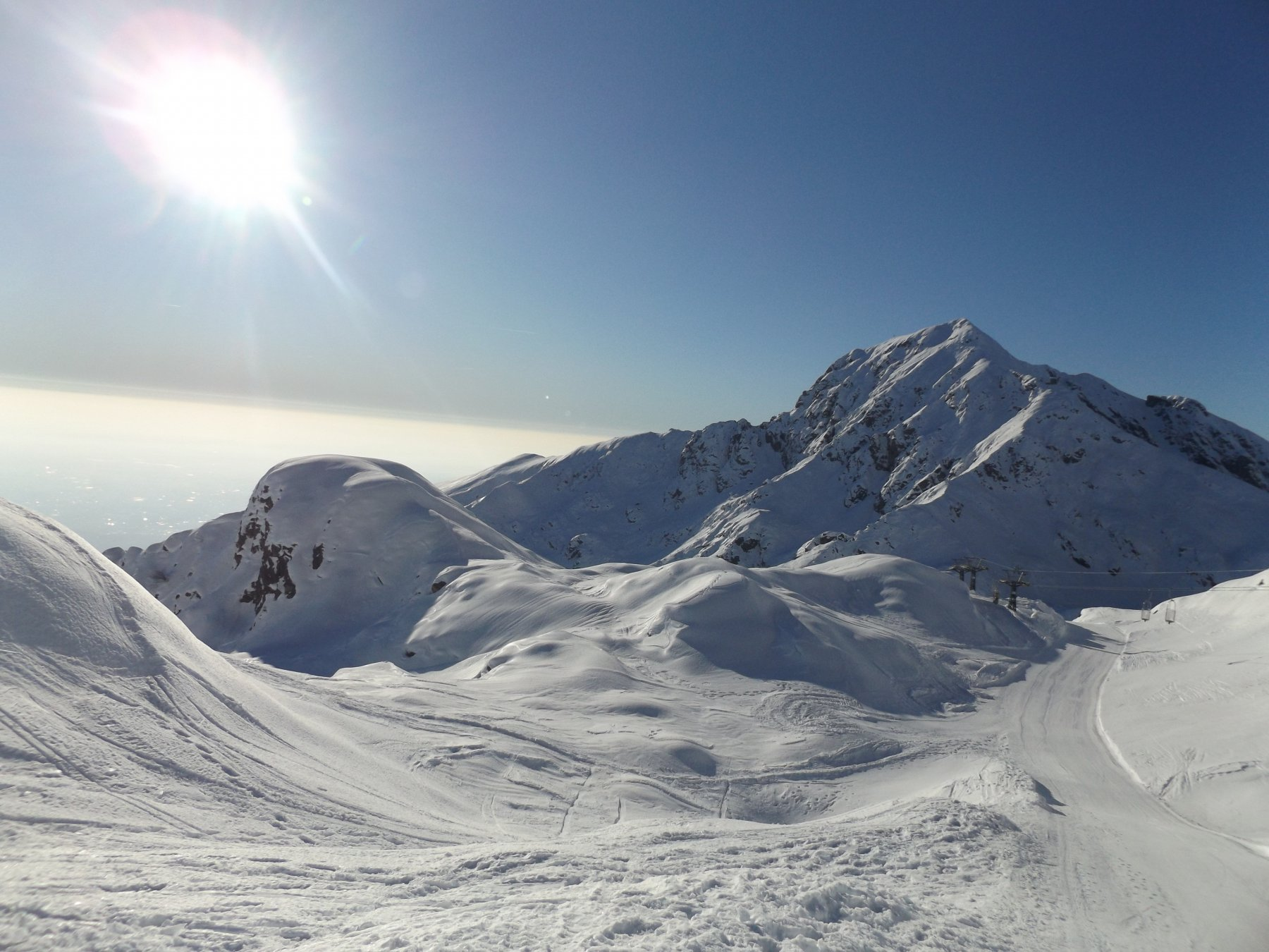 Panorama sul Mucrone