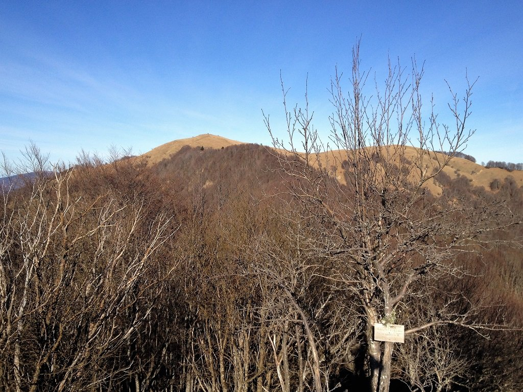 Dal monte Cremado l'Antola