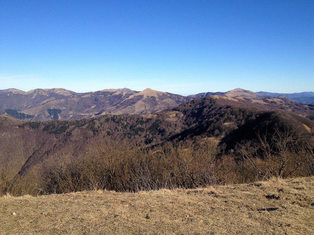 Panoramica sul Carmo,Lesima,Alfeo