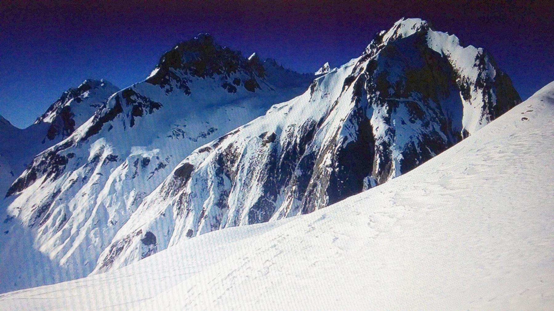 Brunni (Corno) da Riale per il versante Sud 2020-01-11