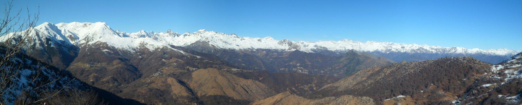 Panorama dal Pilone