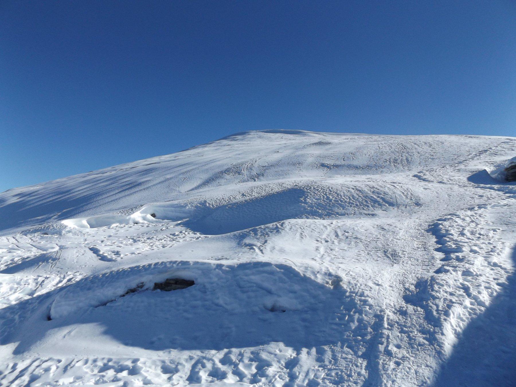 Monte Soglio visto dagli alpeggi Rossolo