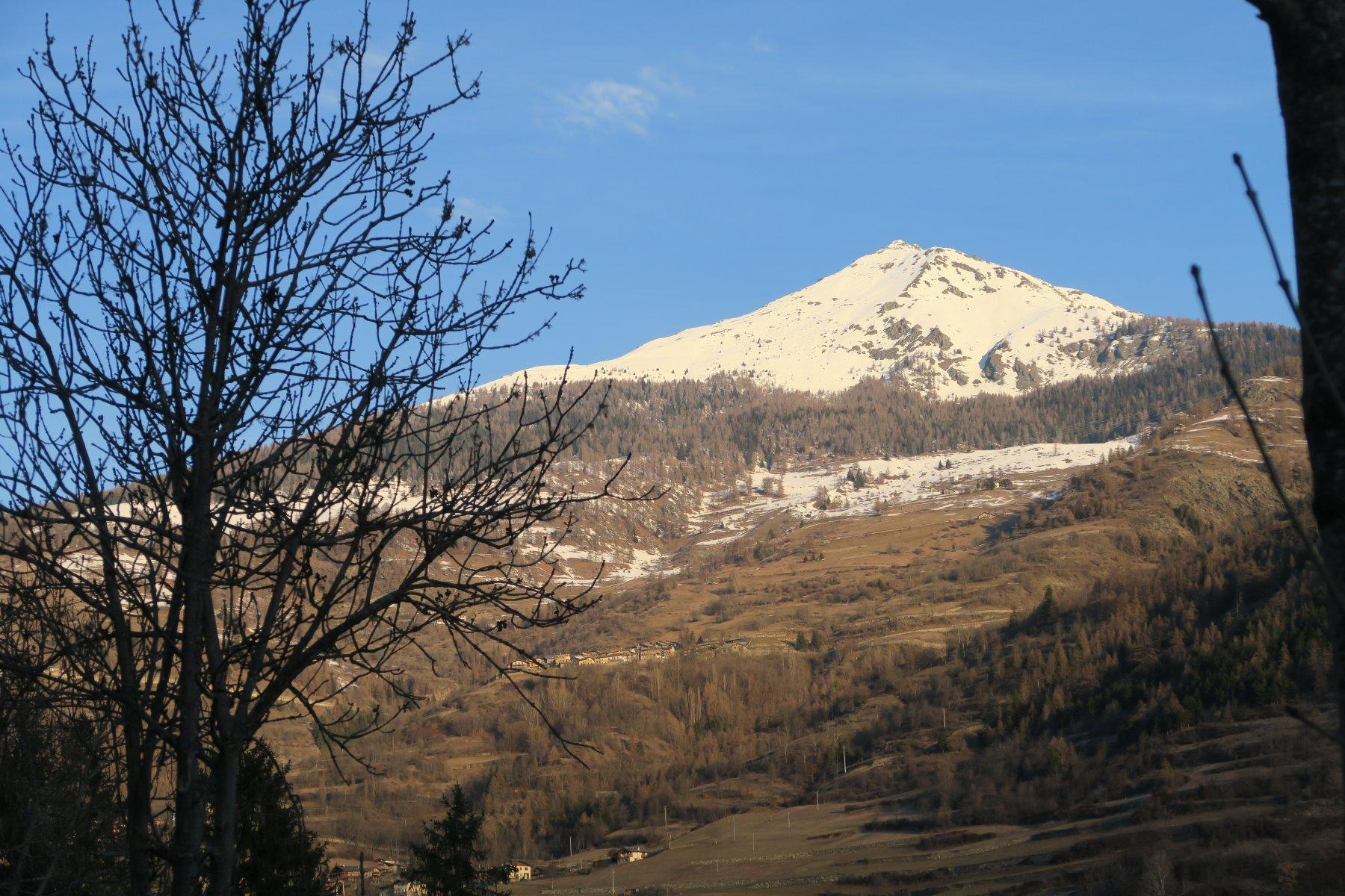 condizioni attuali Mont Saron