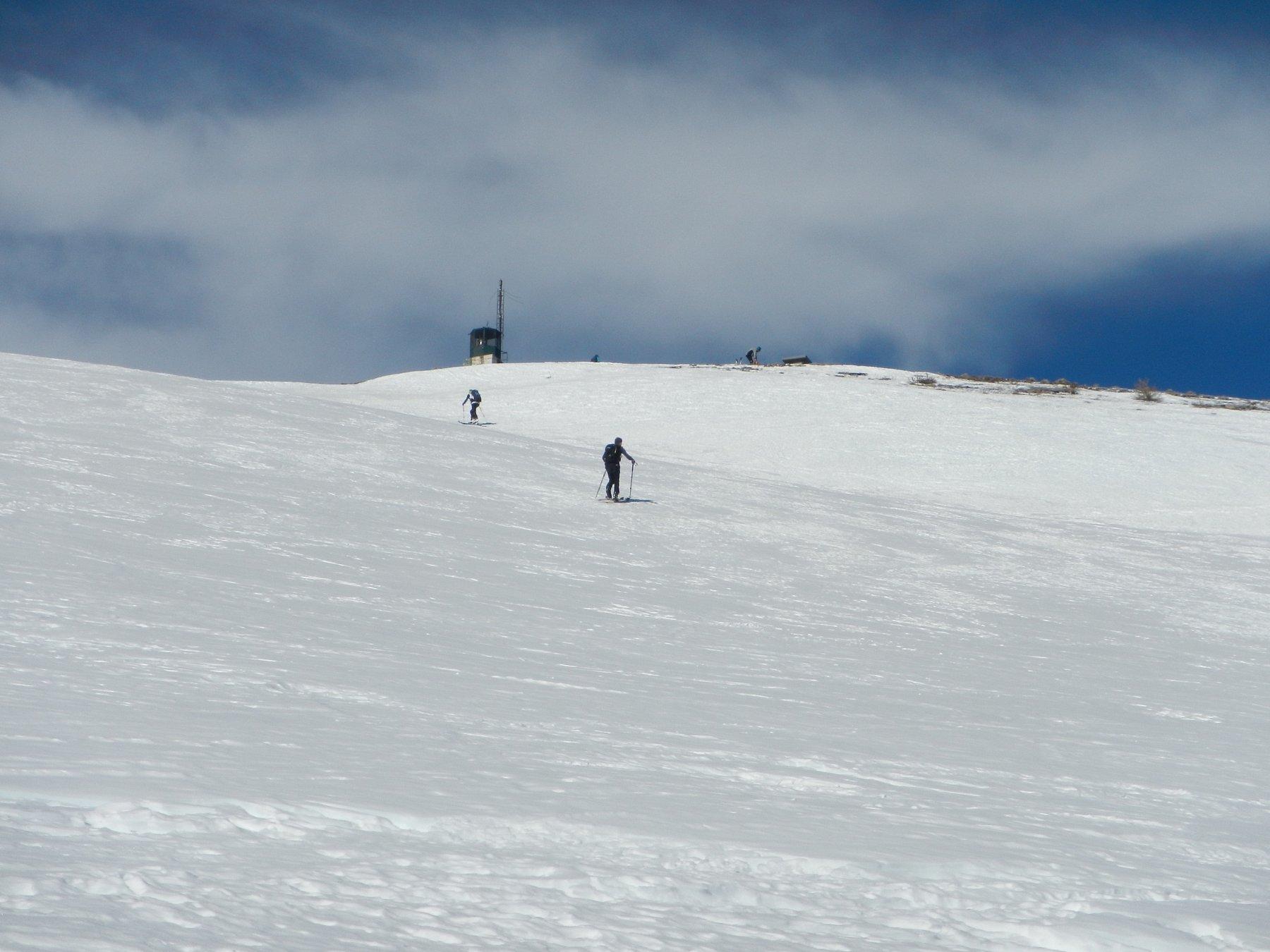 in vista del Faro degli Alpini