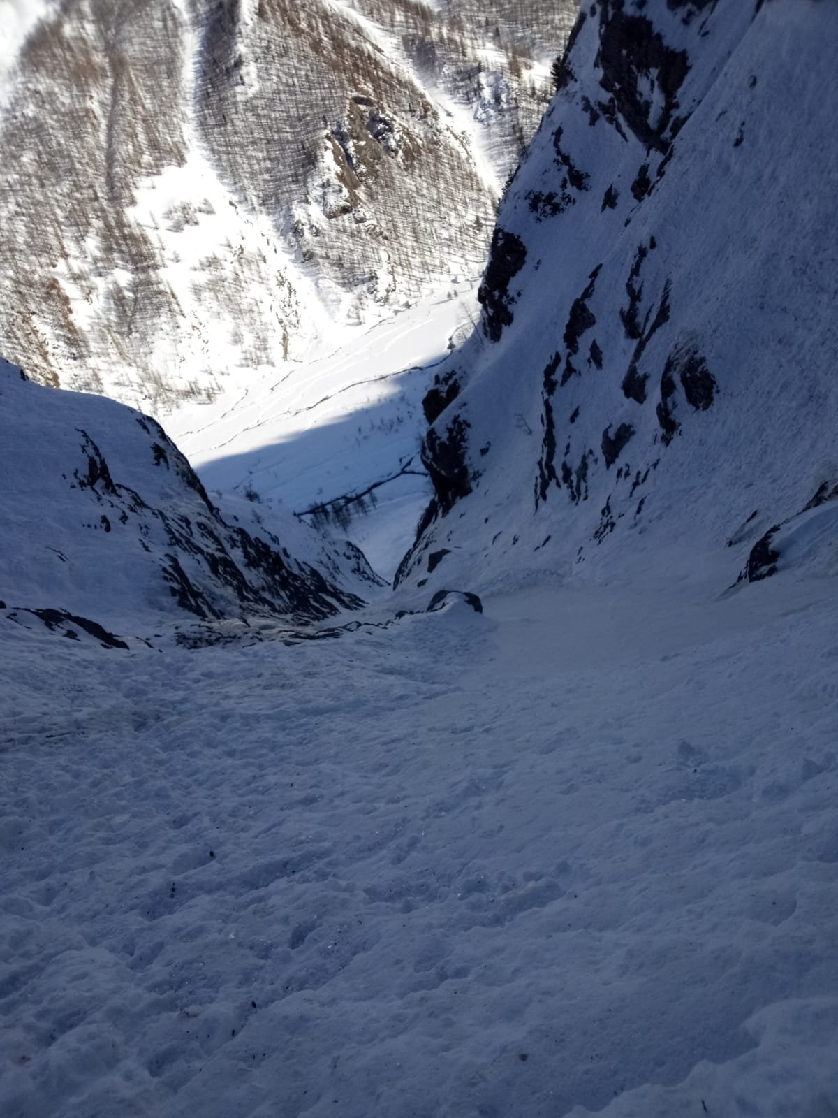 Valle Argentera Boucher (Cascata del) 2020-01-16
