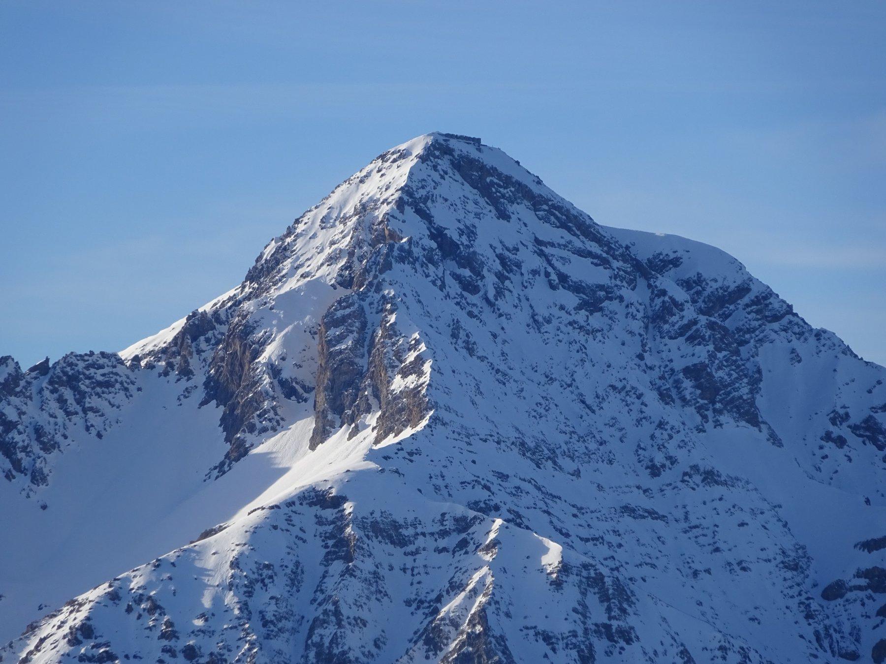 Monte Chaberton da Cima Bosco