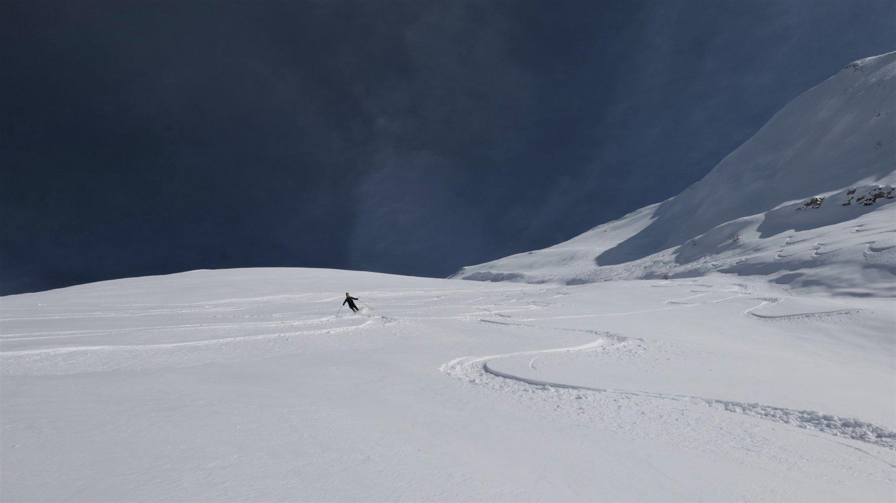 bella sciata