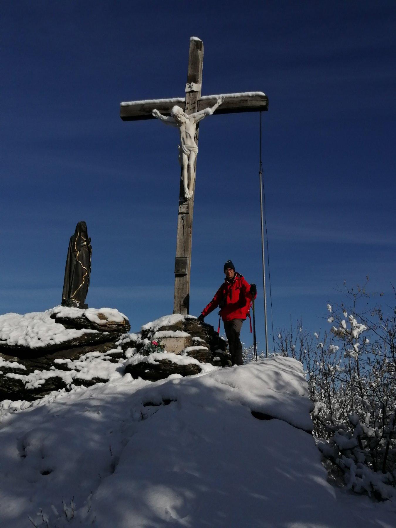 Croce a Pian d'le Masche