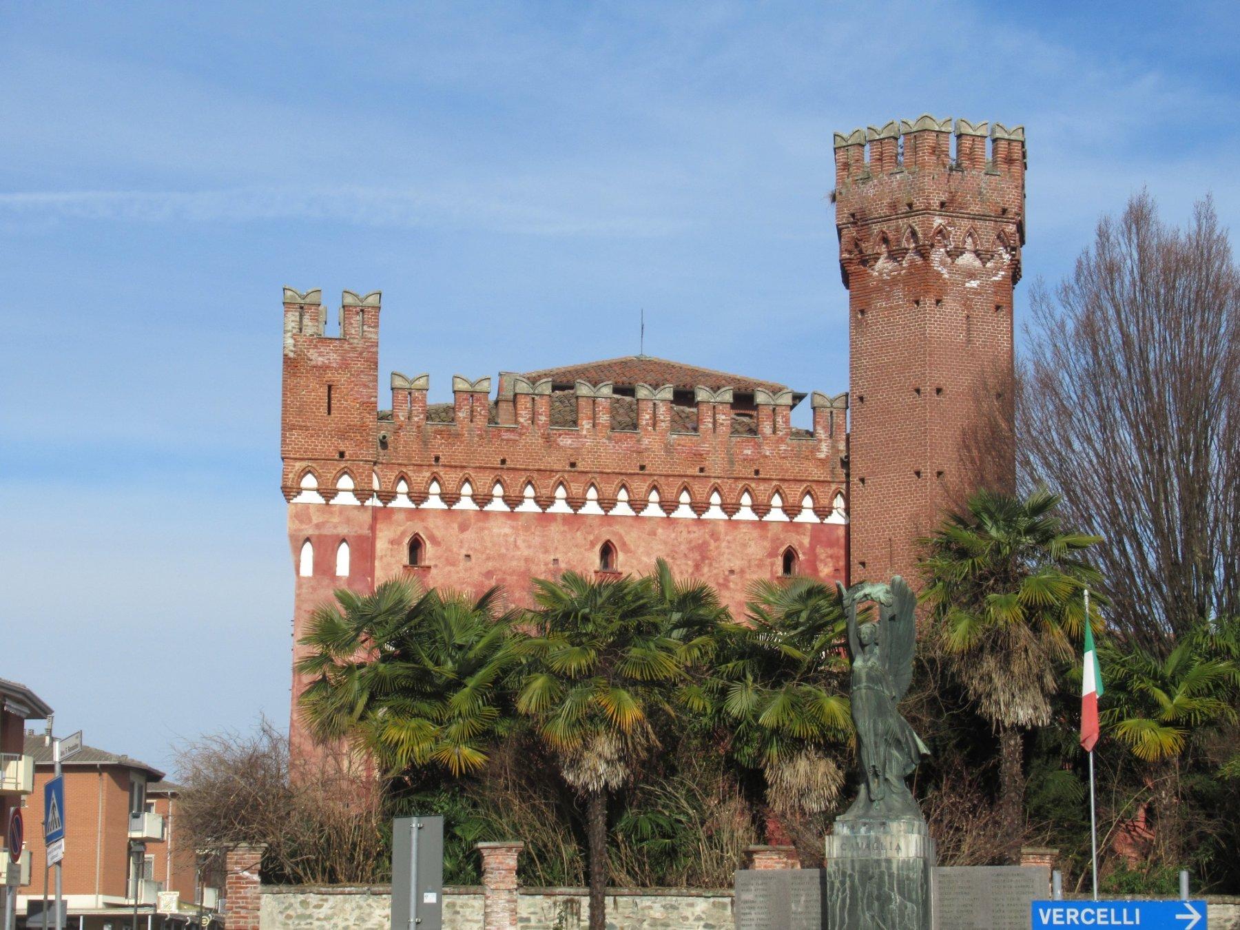 Castello di Cavaglià