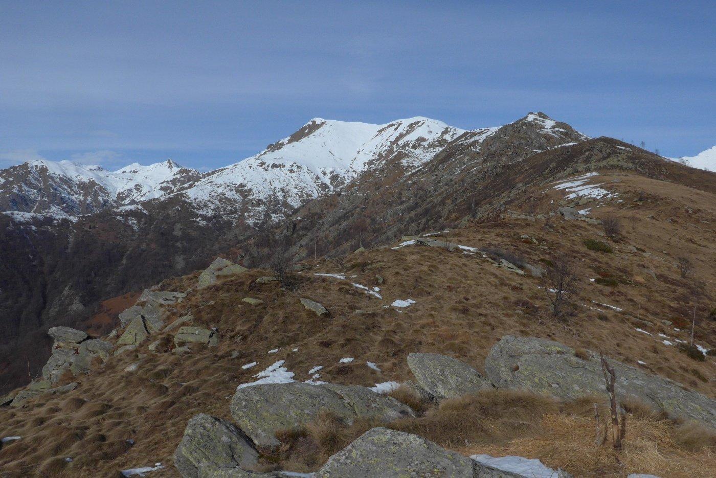 Panorama dalla Prarosso