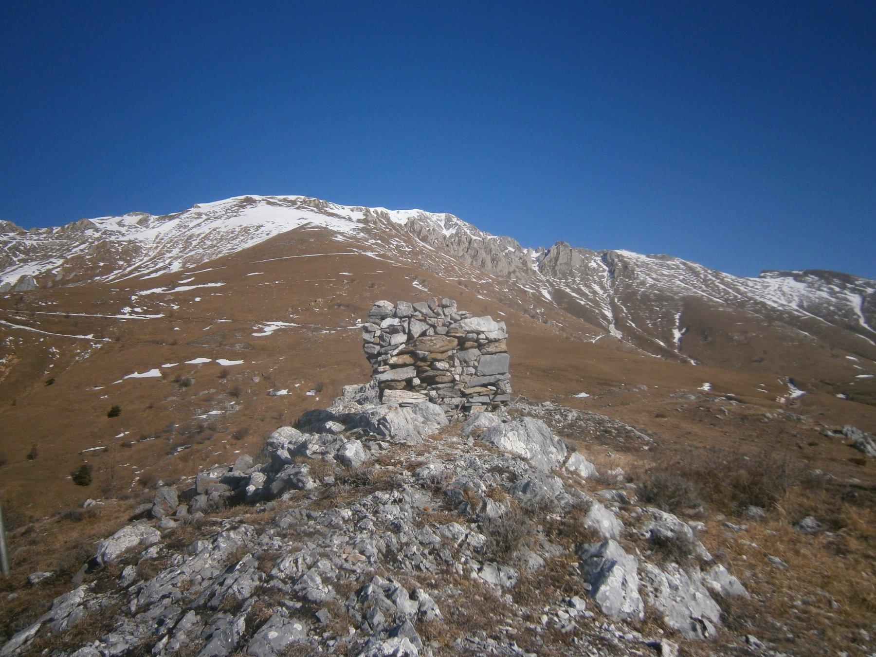 L' Antoroto visto da rocca Fea