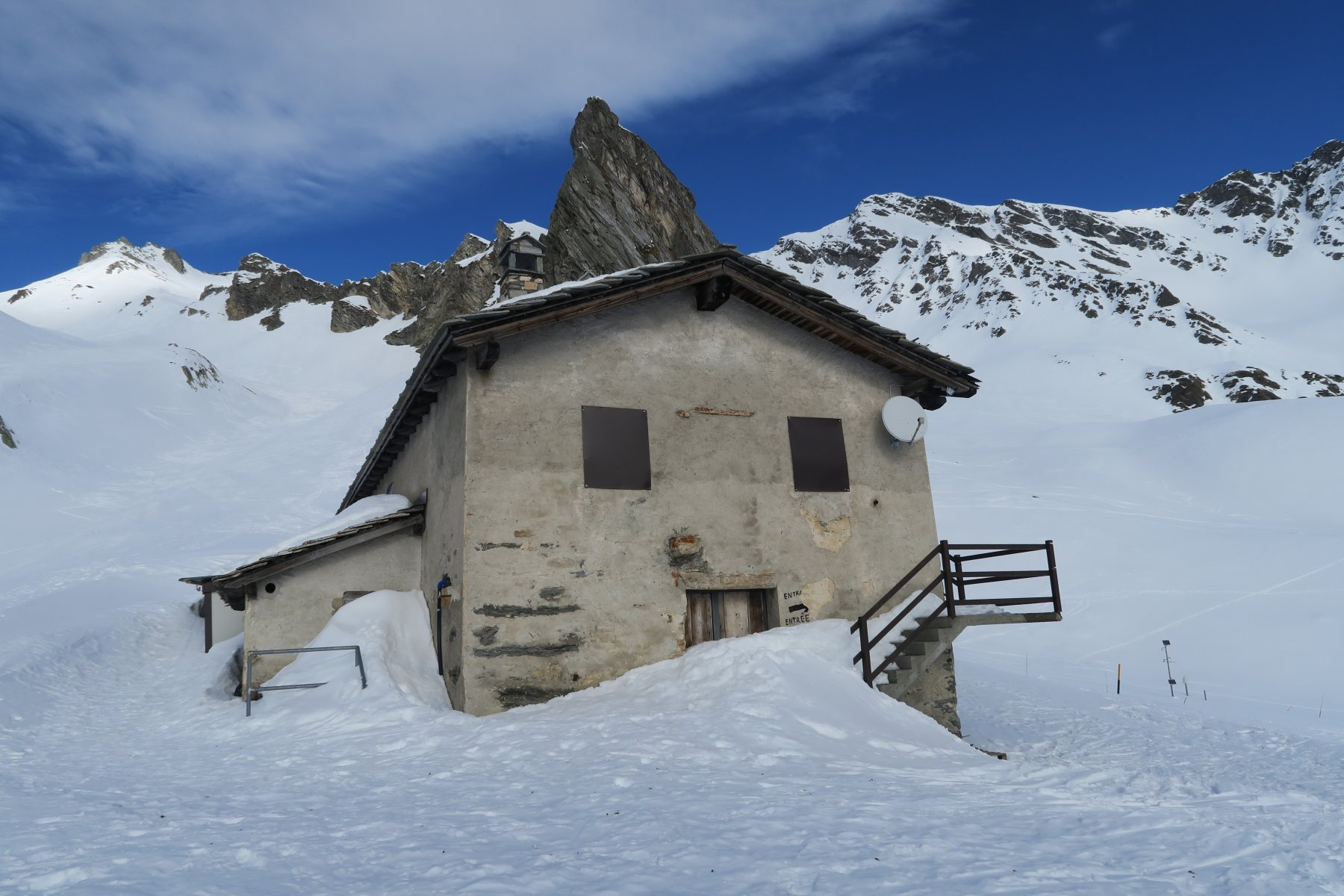 Montagna Baus