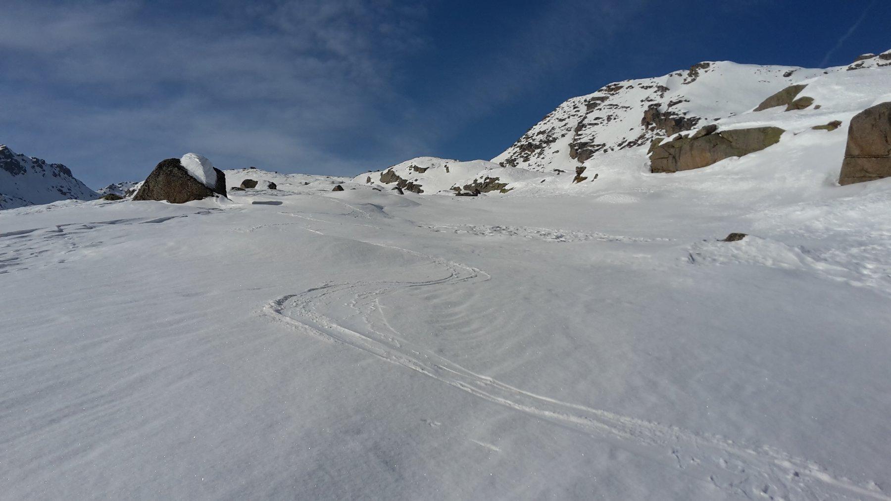Neve in miglioramento