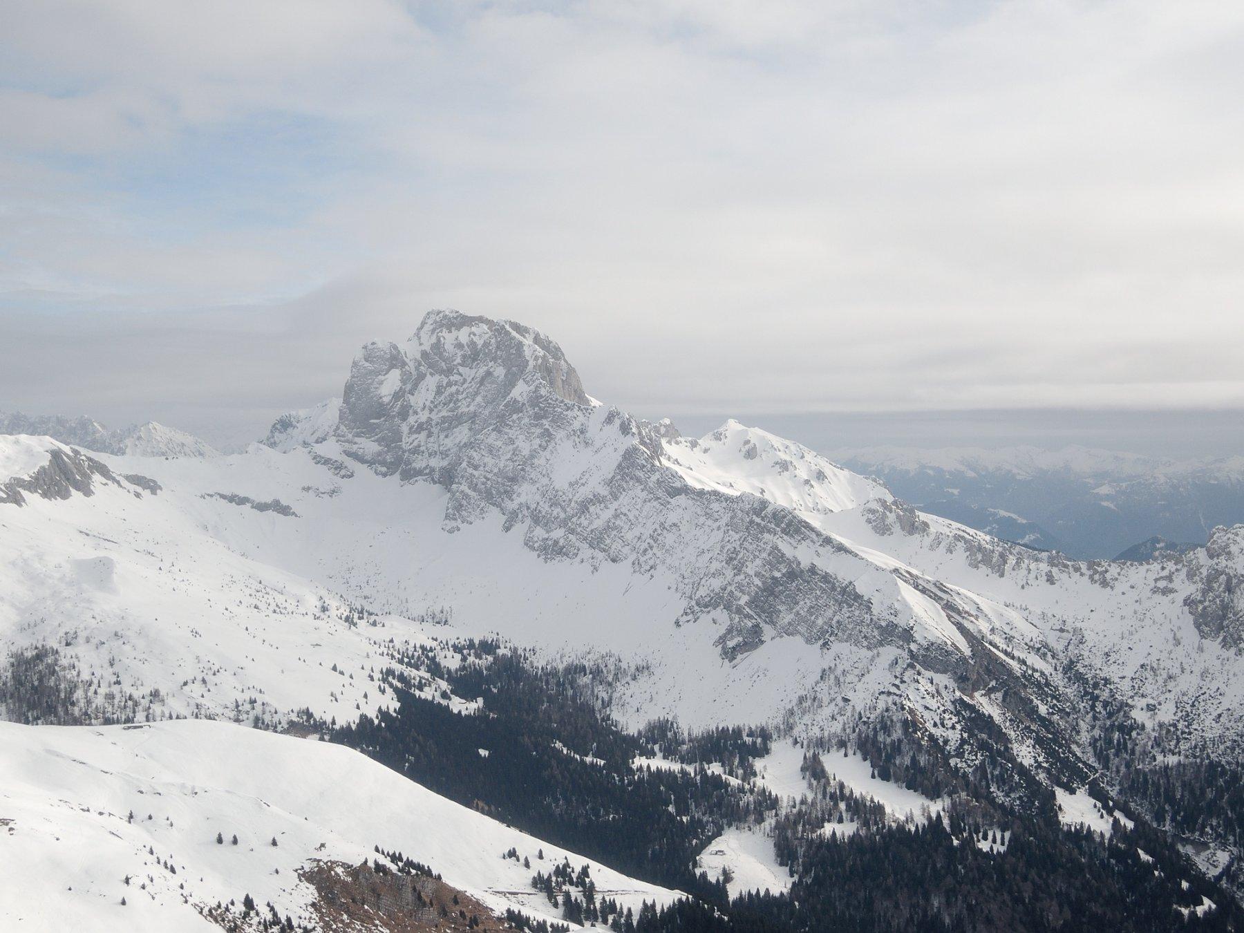 Presolana vista dalla cima